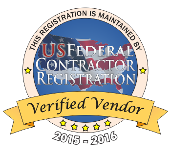 Large Verified Vendor Seal